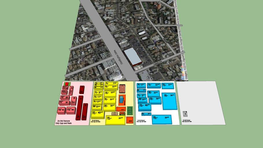 El Sereno Urban Plan Project