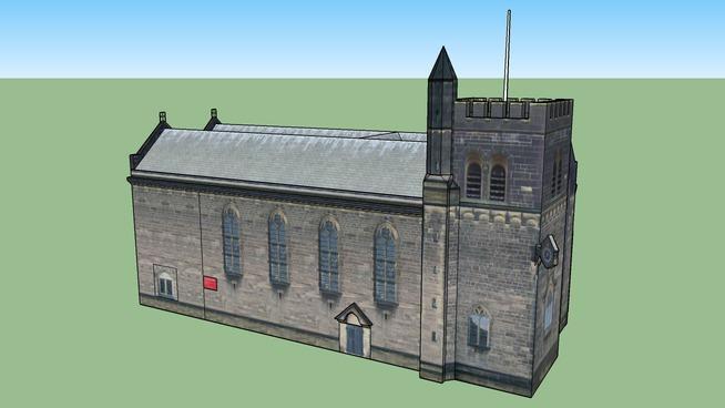St. James & St. Basil's Church, Newcastle upon Tyne