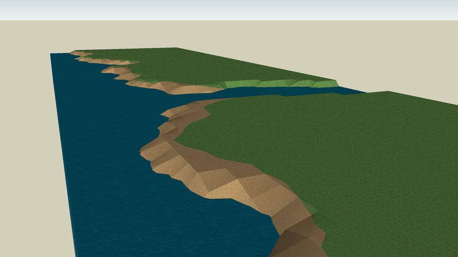 coastal terrain
