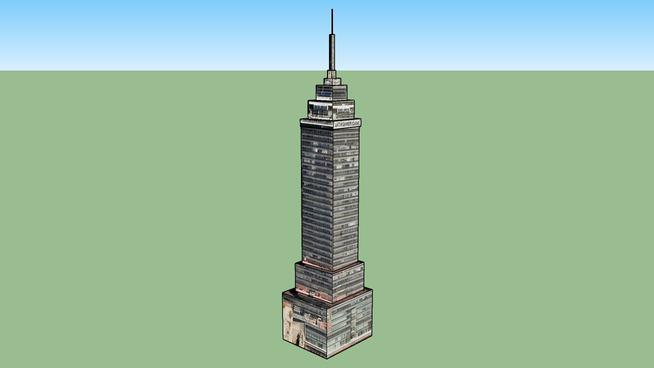 Torre Latinoamericana, Ciudad de México, D.f., México