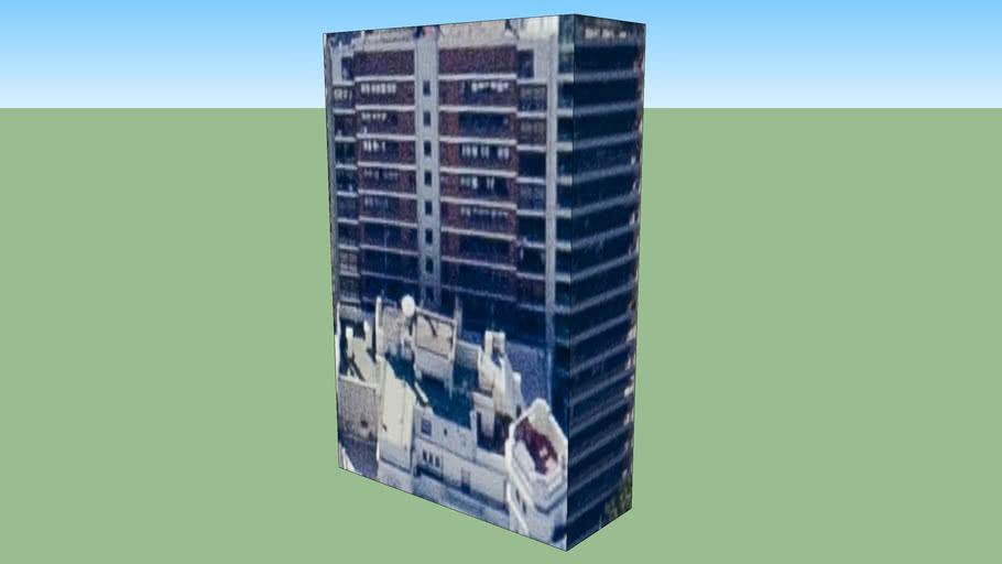 Edificio en Ciudad Autónoma de Buenos Aires, Argentina