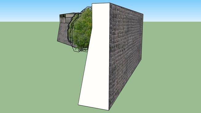 Part of City walls #2