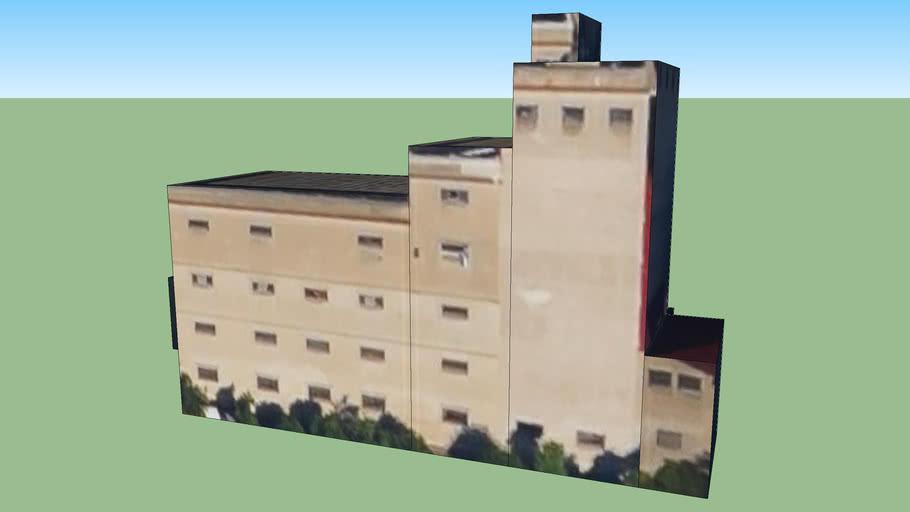 edificio industriale mandrione