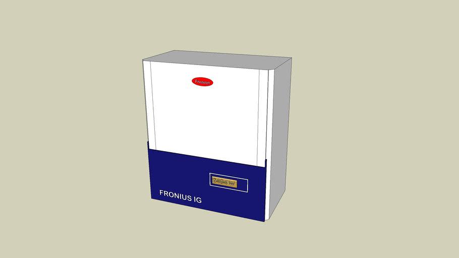 Grid-Tied Photovoltaic Inverter Fronius IG 2000/3000/2500-LV