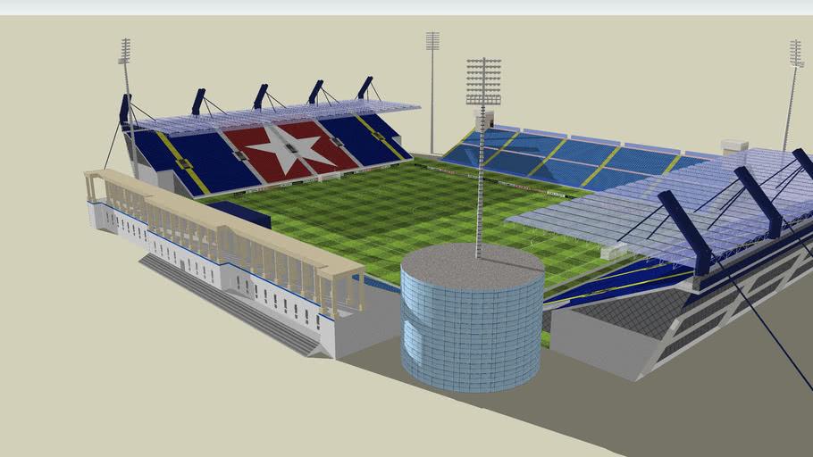 Stadion im. Henryka Reymana(2007/08)