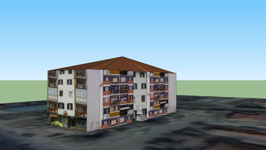 Zgrada Karadjordjeva
