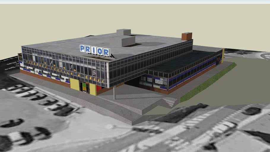 As, Czech Rep., mall building