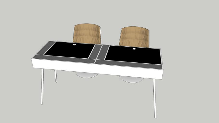 mesa diseño vt