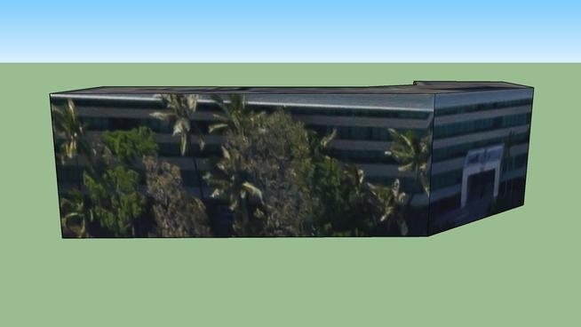 미국 하와이 주 호놀룰루의 건물