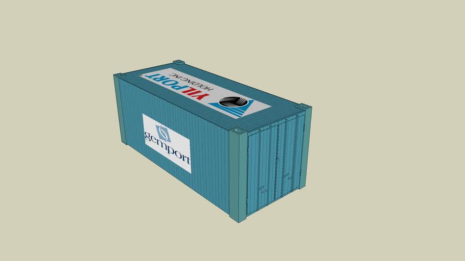 konteyner yılport-gemport