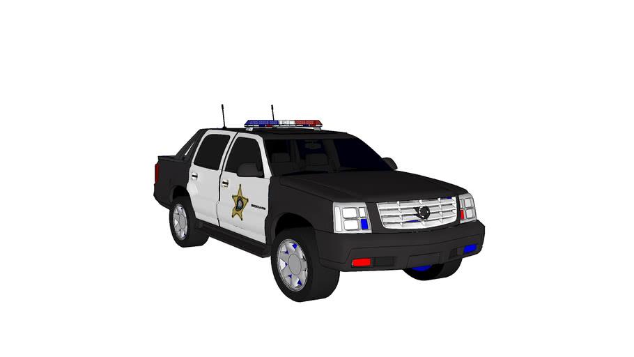Brookfeild Police D.A.R.E Cadilliac Escalade EXT
