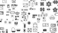 2d Floor Plan Symbols | 3D Warehouse
