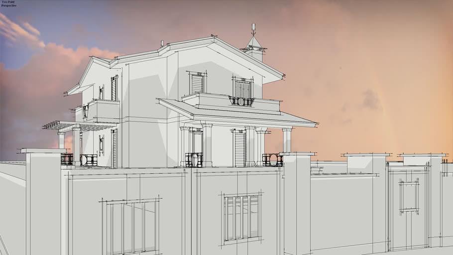 Houses In FdM