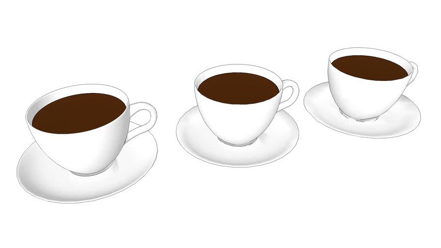 Coffee Cup, Coffee