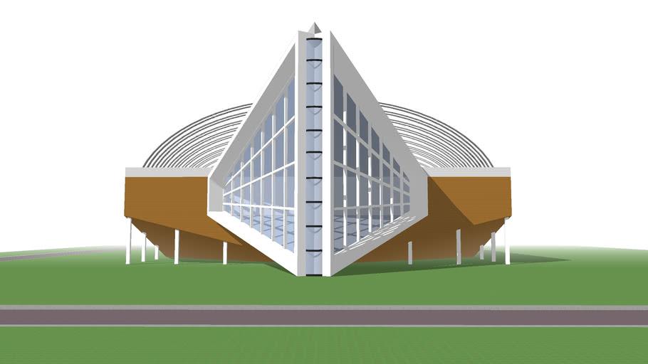 Google SketchUp Models Museum