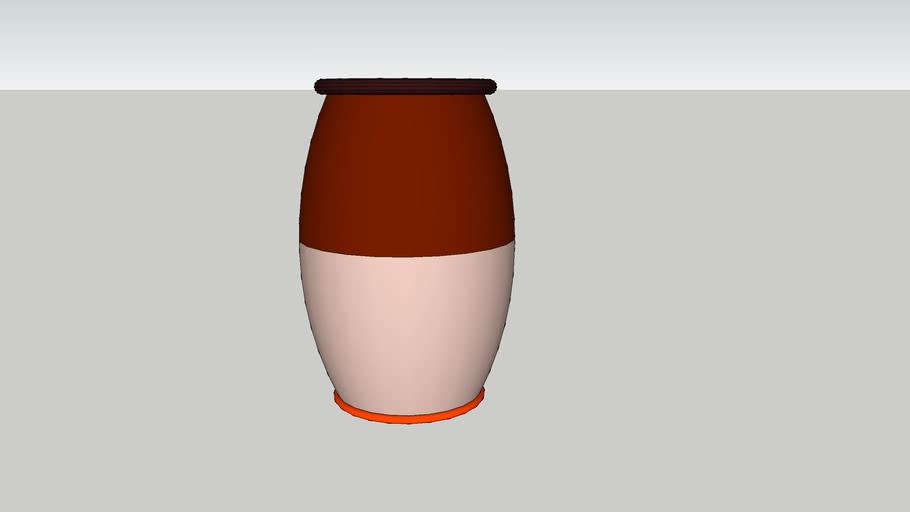 front door vase