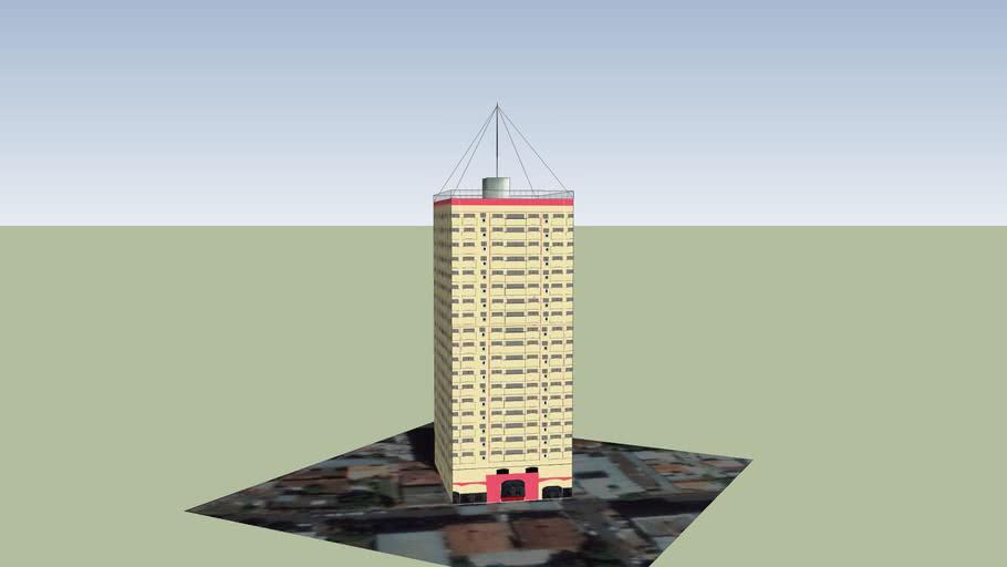 Edificio Espanha CDE