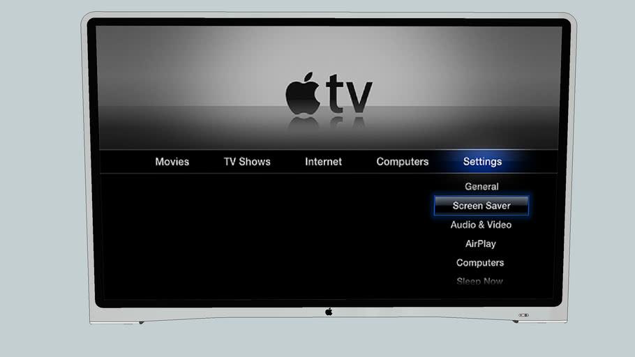 Apple Television.