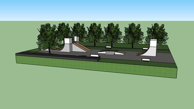 Skatepark de Notre-Dame-de-Gravenchon