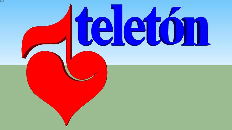 Teletón HN logo