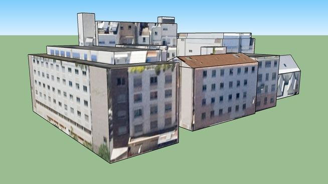 clinique ambroise paré, Marseille, France