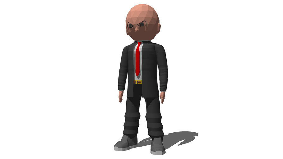 47 From Hitman 3d Warehouse