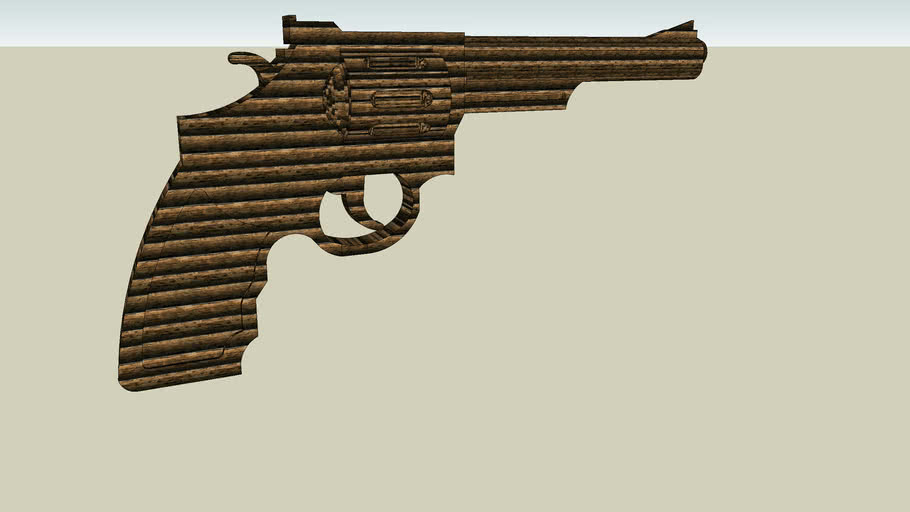 Log pistol