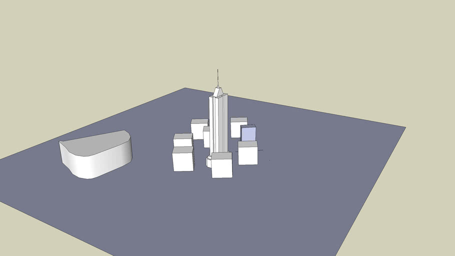 new and updated Empire State Building