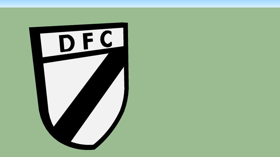 Escudo del Danubio Fútbol Club