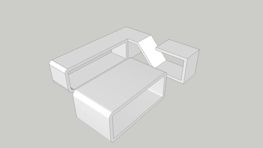 modern sofa seating