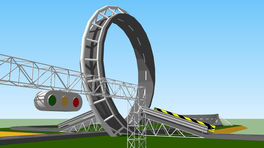 Grade 12 Stunt Track Project