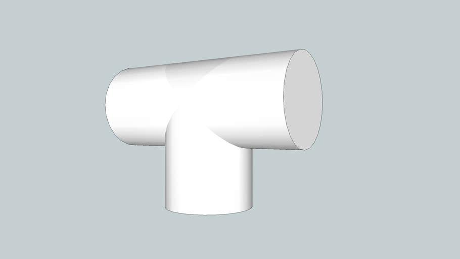 Key Clamp Tee