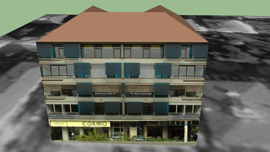 Bağdat Caddesi 2554 ada bina 01