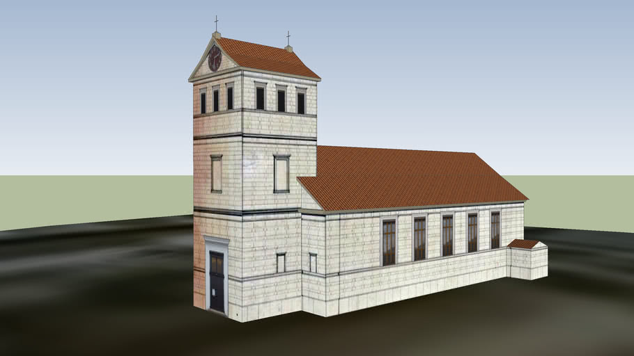 Kościół Ewangelicki w Giżycku