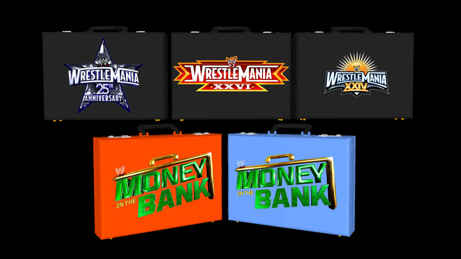 WWE Money In The Bank 2010 Stage