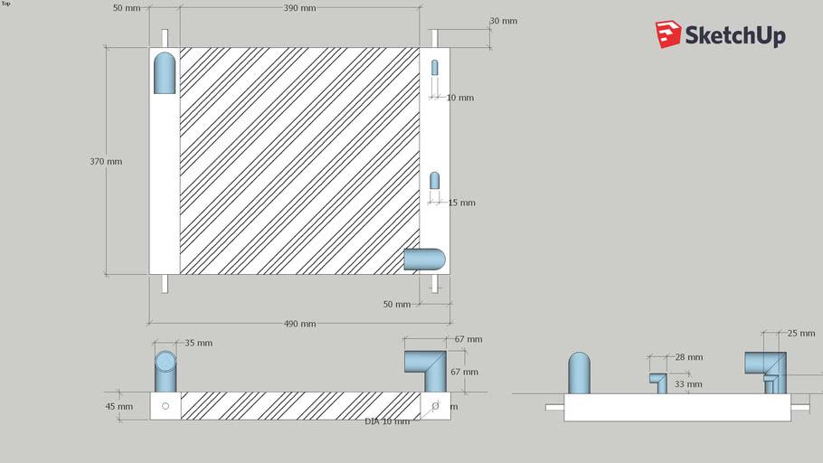 Bespoke radiator design
