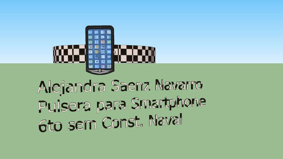 pulsera para smartphone