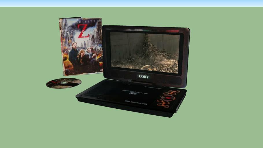 Laptop-DVD-CD