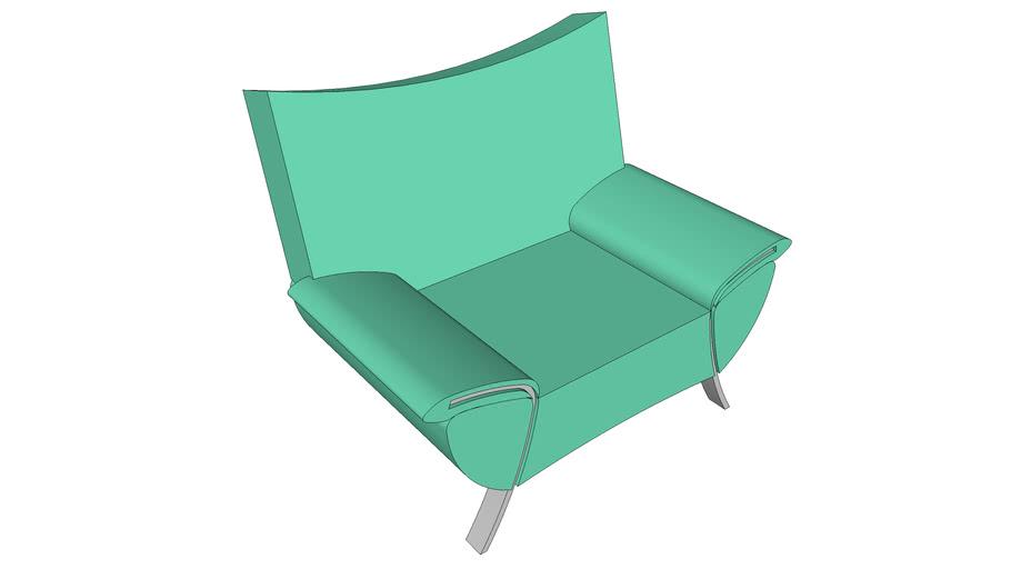 Easychair / Armchair (kept simple)
