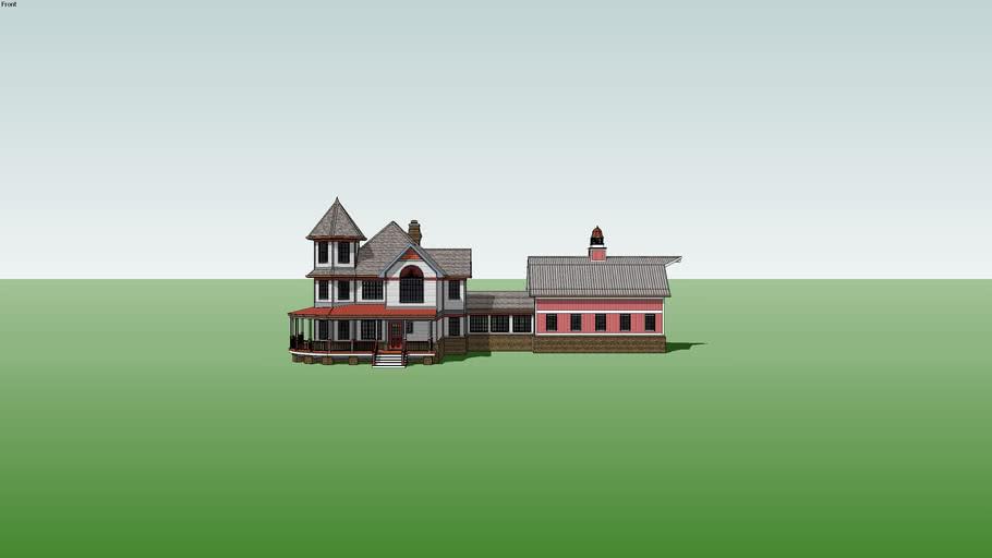 Farmhouse Study