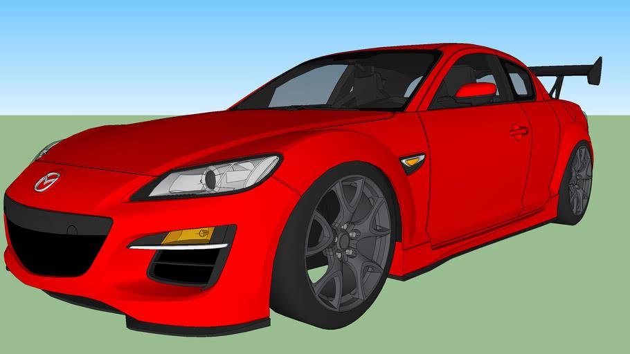 Mazda RX-8 Tuned