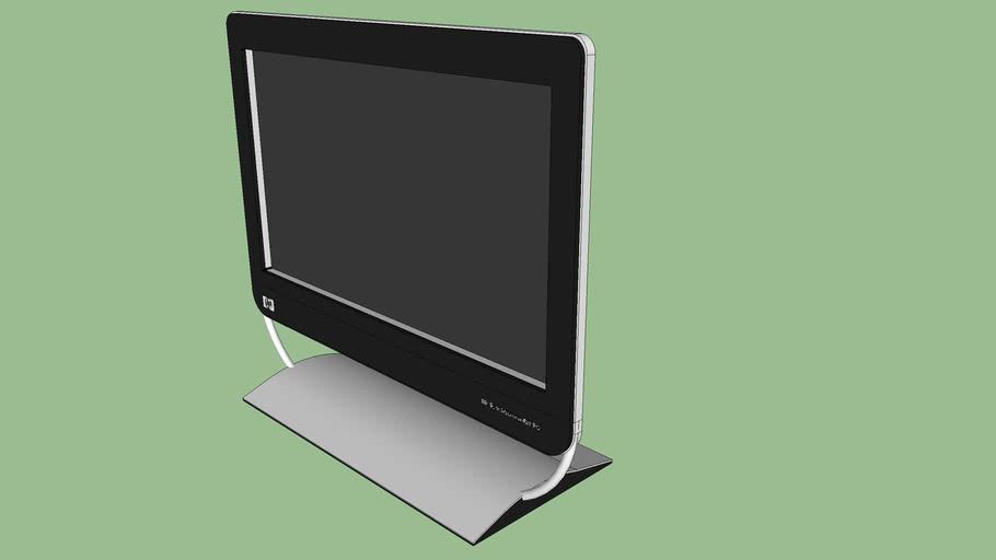 HP touchsmart 420