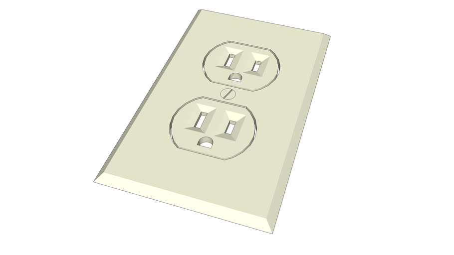 Wall_Plate_-_Outlet