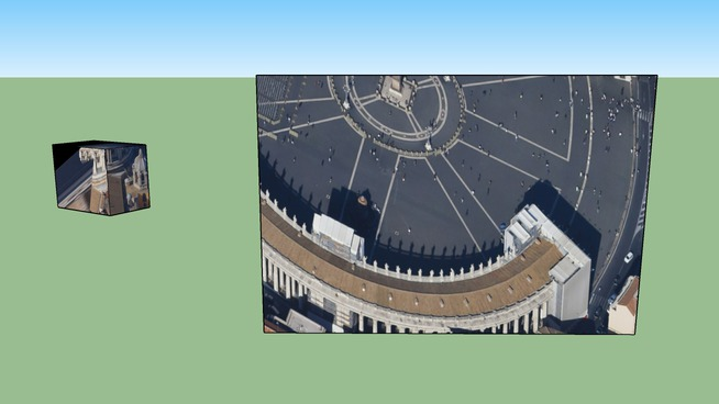 Building in 00120 Vatican City, Holy See