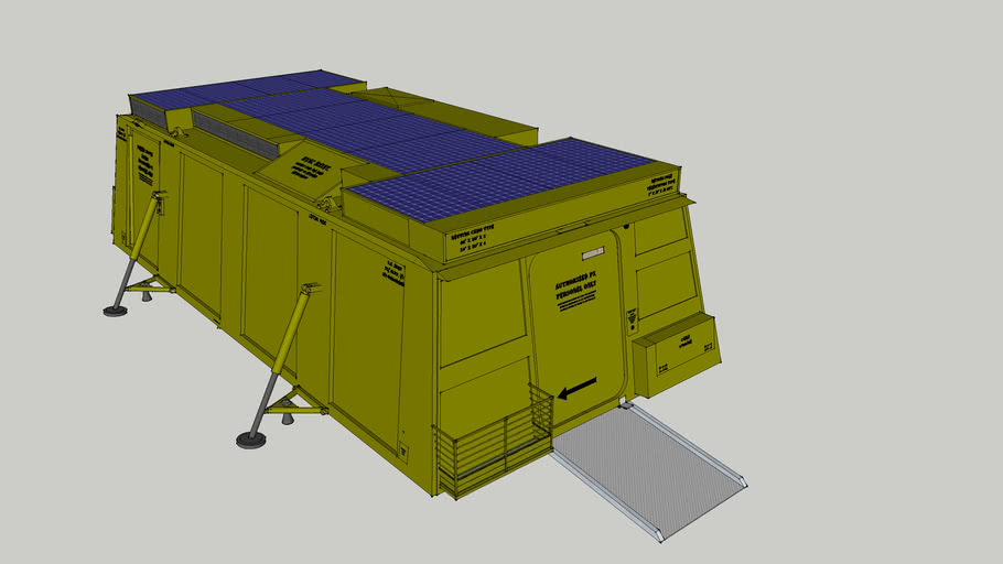Px Module supply pod