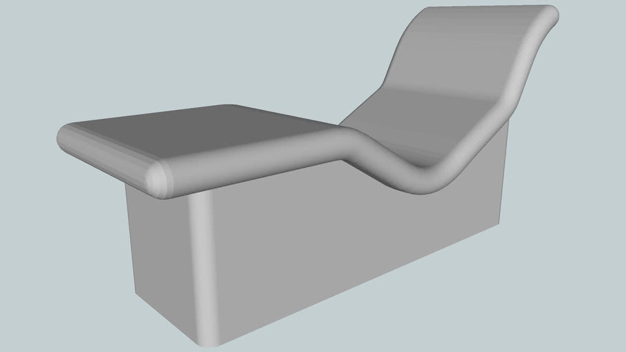 LUX ELEMENTS®- RELAX-RL - Lounger DREAM
