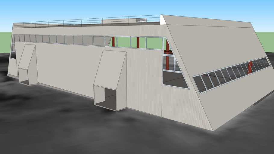 Recreation complex (unfinished)