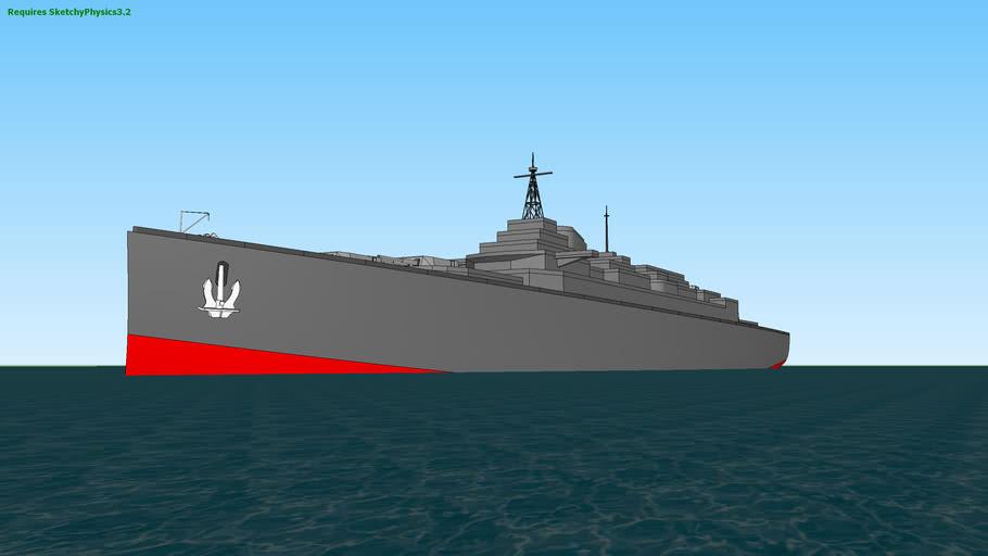 Navio Militar (Military Ship)