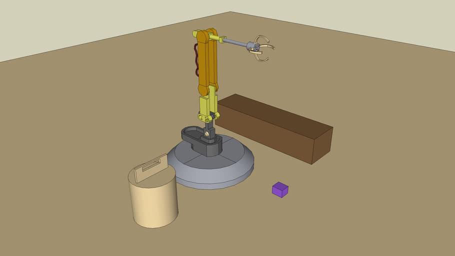 Robot - Sketchyphysics
