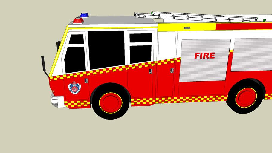varley fire truck